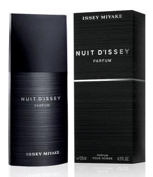 Issey Miyake Nuit D'Issey Eau de Parfum Spray 4.2 Oz / 125 ml