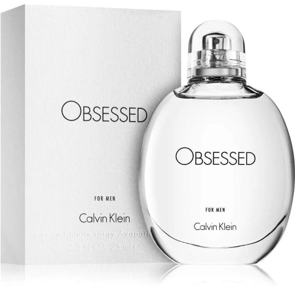 Calvin Klein Obsessed for Him  4.2 Oz / 125 mL