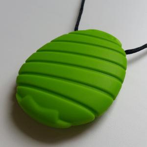 Pineapple pendant green