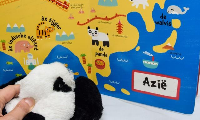 Panda met Vietnam