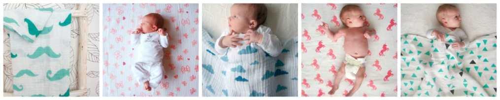 babymolen hydrofiele doeken