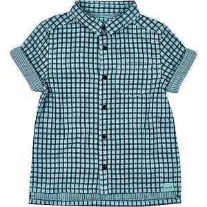 River Island mini-jongens overhemd turquoise