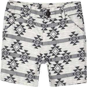 River Island mini-jongens geometrische short