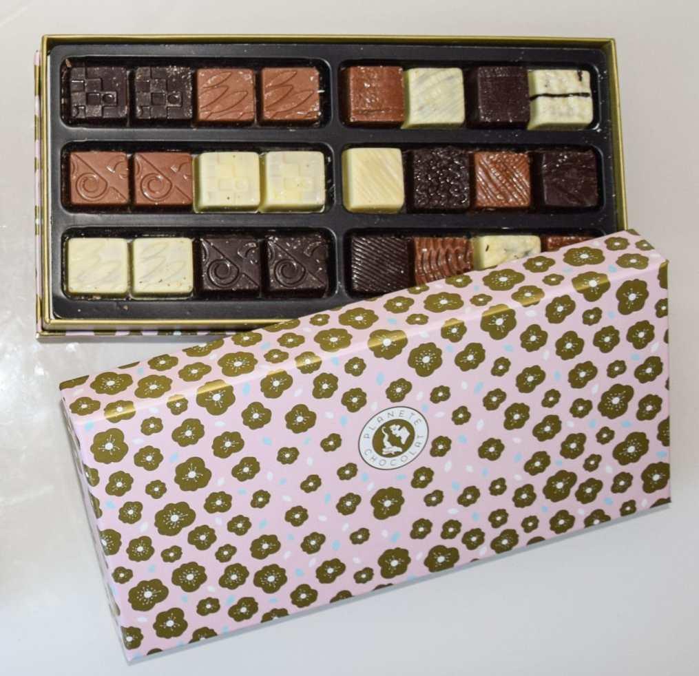 Moederdag chocolade planete chocolat 8