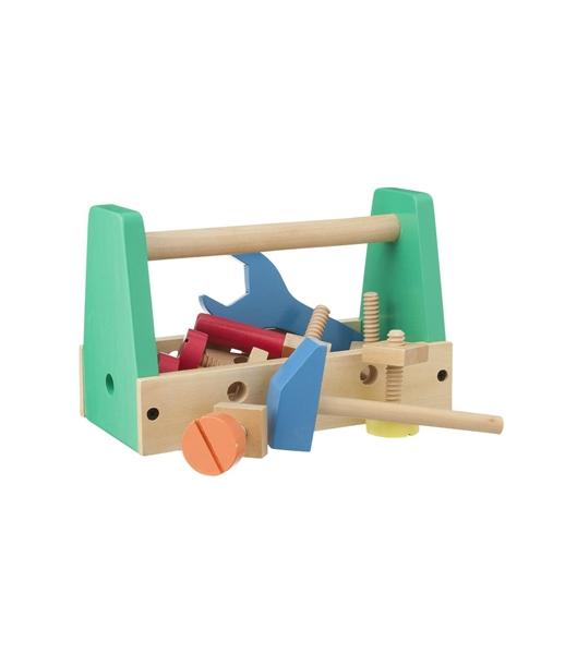 houten-gereedschapskist