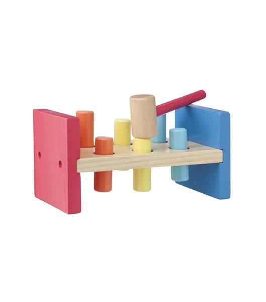houten-hamerblok