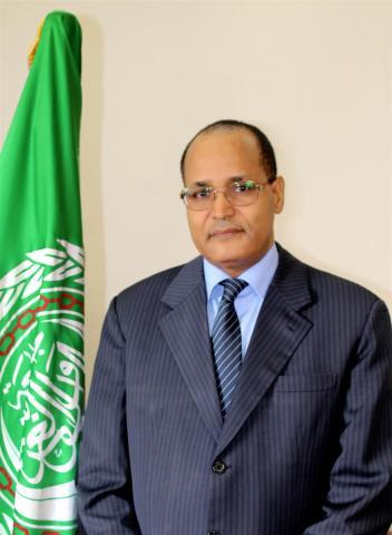 الدكتور: محمد الأمين ولد اكيك