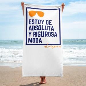 toalla personalizada