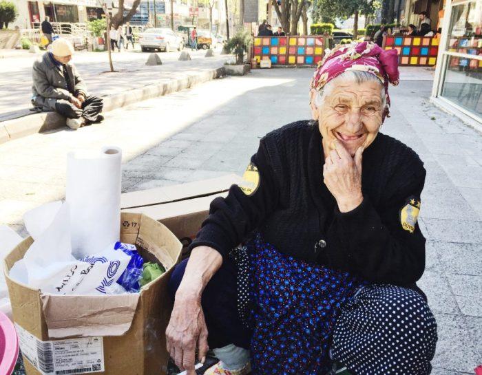 80 Yaşındaki Bir Çiçekçinin Hikayesi