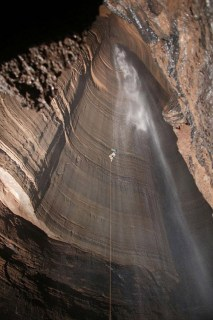 Ellison Mağarası, ABD
