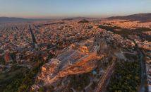 YUNANİSTAN – Atina'nın kuşbakışı görünümü