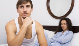 women complain more than men angry couple