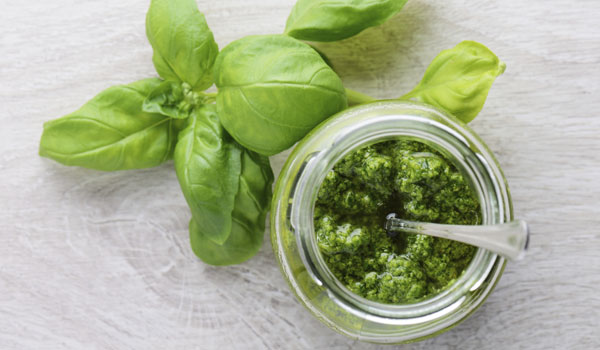 Vegan Sauces pesto