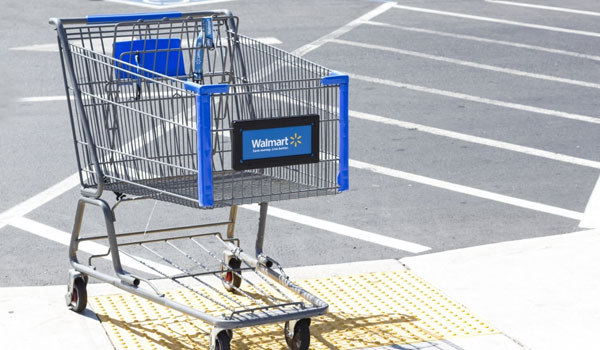 What does it mean to dream about Walmart? | Walmart shopping cart