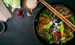 Healthy Electric Wok Recipes | How To Use An Electric Wok