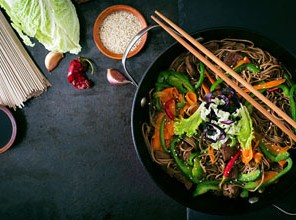 Healthy Electric Wok Recipes   How To Use An Electric Wok