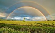 Double rainbow meaning in Buddhism | Body of Light