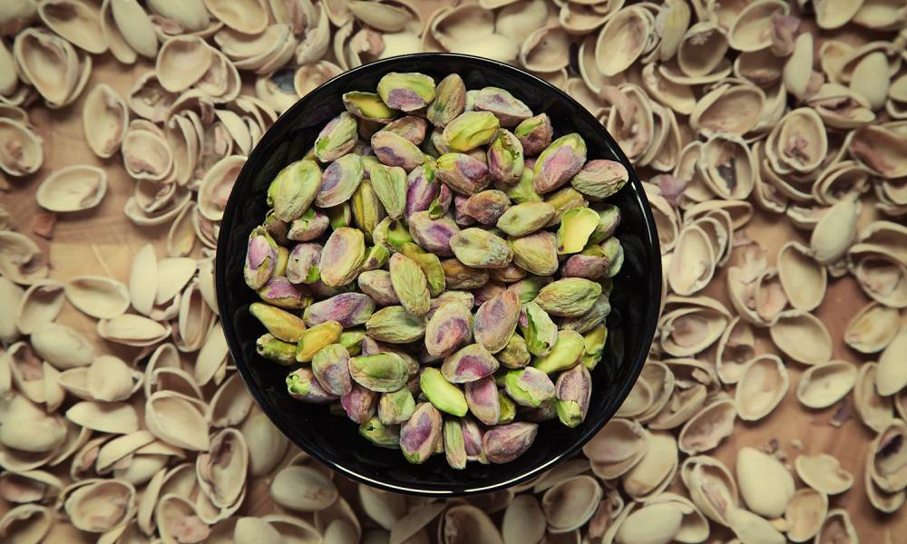 the pistachio diet