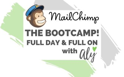 Mailchimp Training Bootcamp Day 29/06/2020