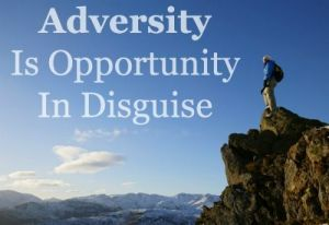dealing with adversity
