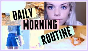 ideal lifestyle daily morning routine