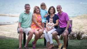 Family Pictures Rocky River Park | Tilly & Minnie