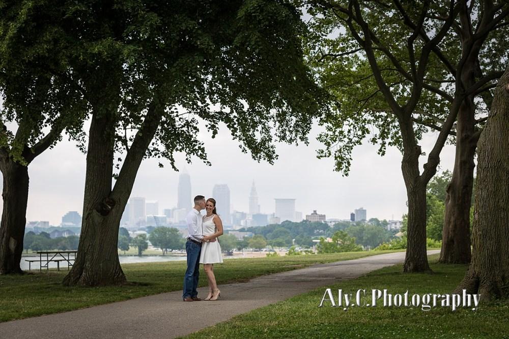 engagement photography cleveland