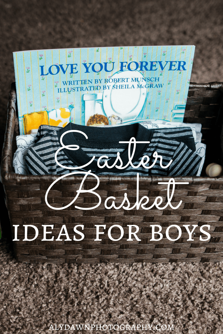 Aly Dawn Photography Easter Basket Ideas for Boys
