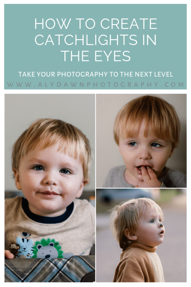 How to Create Catchlights in the Eyes