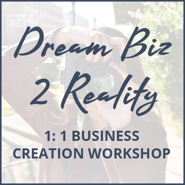 Turn your dream business into a reality