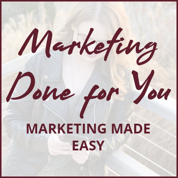 Marketing done for you - freelance marketing help with Aly Hathcock to grow your business through marketing and communications