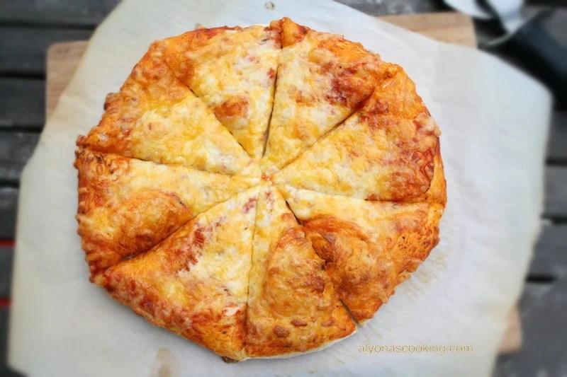 Fluffy & Crusty Pizza Dough Recipe