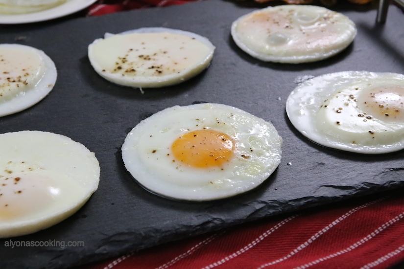 egg patties