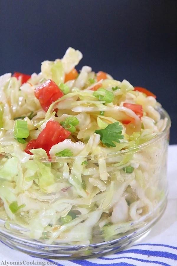 Oli_&_Vinegar_Cabbage_Blend Salad_IMG_4220_