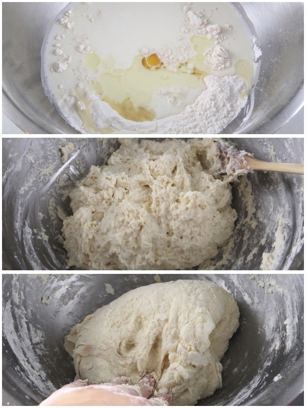 placinta-dough