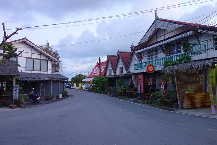 Big Buddha Village Koh Samui Thailand