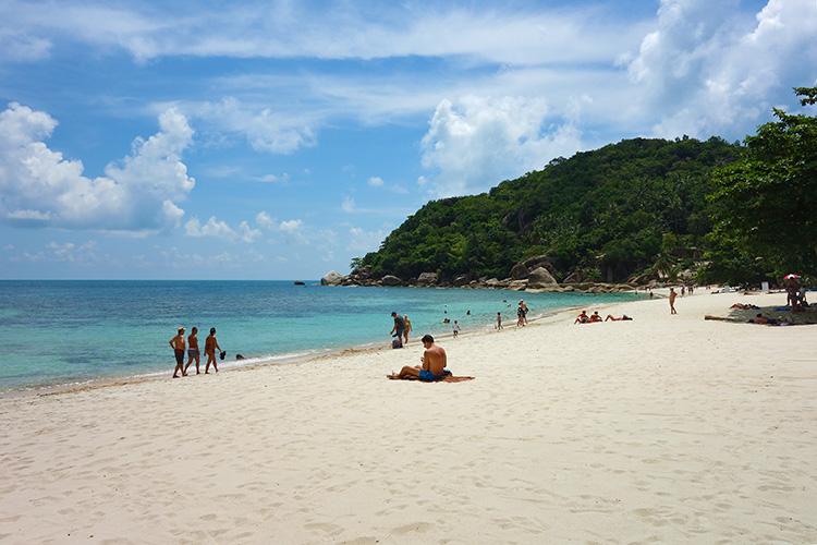 Crystal Bay Koh Samui Thailand