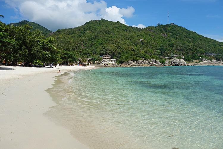 Silver Sand Koh Samui Thailand