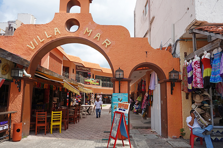 San Miguel Downtown Cozumel