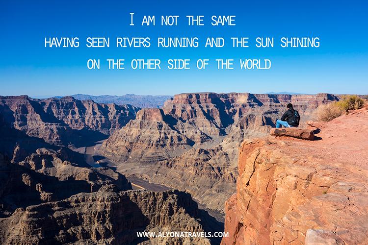 Jean @ the Grand Canyon Arizona USA