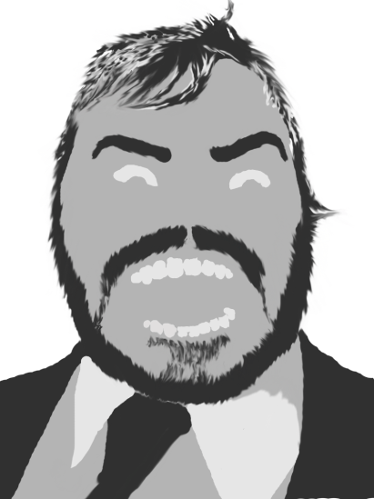 jack-black-and-white