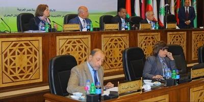 وزير النقل يترأس اجتماع الدورة 63 للمكتب التنفيذي لمجلس وزراء النقل العرب