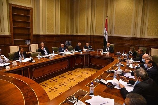 بدء الاجتماع الأول للجنة إعداد لائحة مجلس الشيوخ برئاسة المستشار عبدالوهاب عبدالرازق