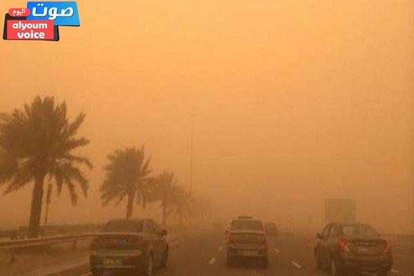 محافظة دمياط تتعرض لموجة من الطقس السئ وإغلاق الصيد فى المنزلة