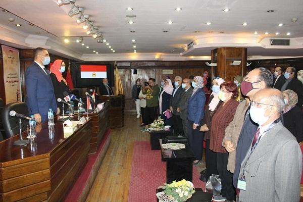 """انطلاق فعاليات المؤتمر السنوي الخامس لمركز توثيق وبحوث أدب الطفل """"أدب الأطفال ورؤية مصر ٢٠٣٠"""""""