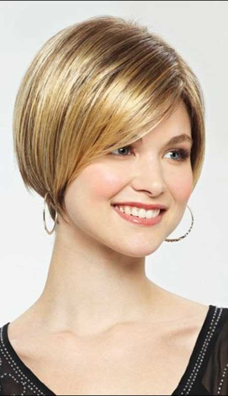 Cute-Short-Bob-Hairstyle-for-Spring Best Bob Cuts for 2020