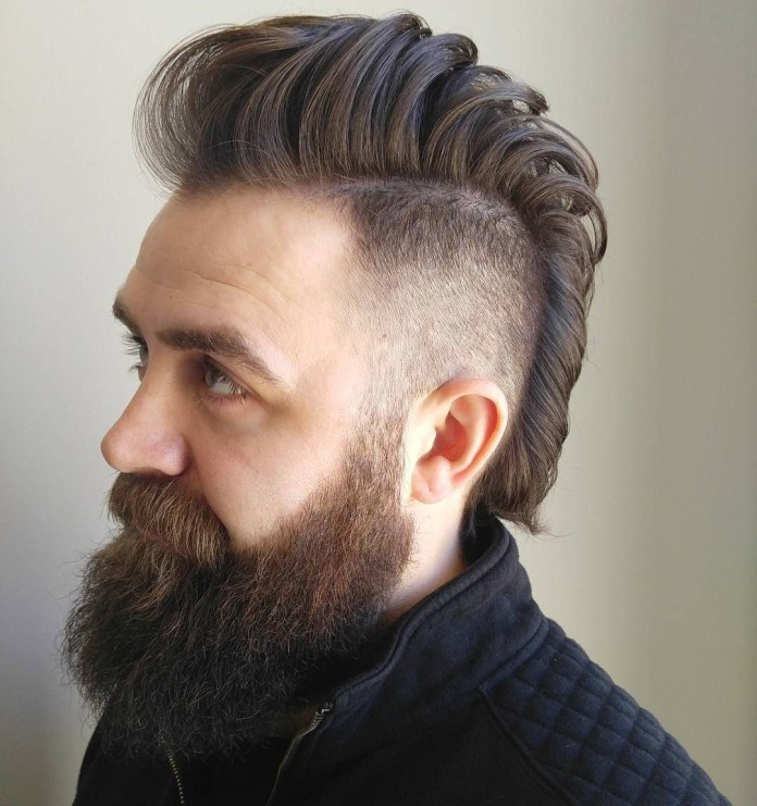 Long-Mohawk-Hairstyle Mens Hair Trends – Mens Hairstyles 2020
