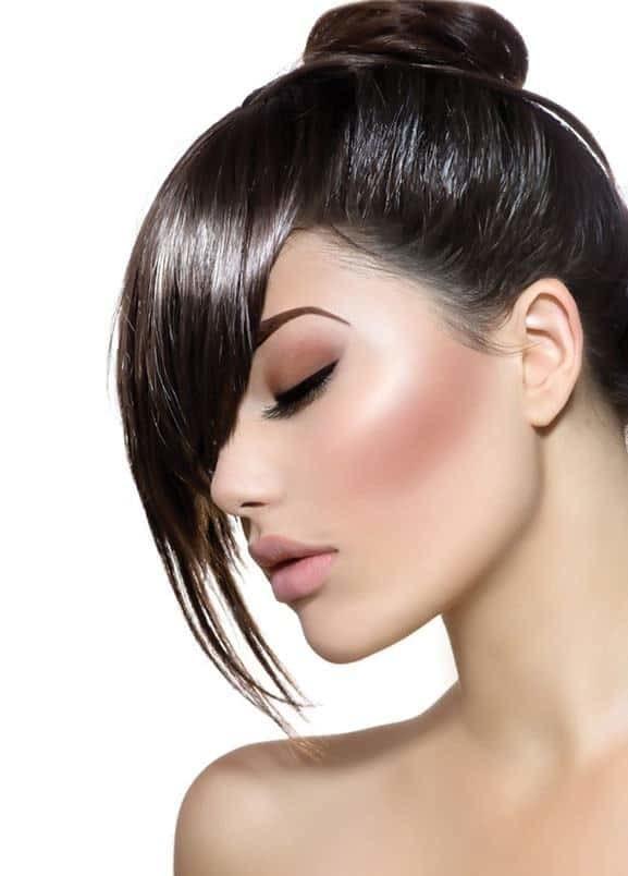 The-Bun 12 Breathtaking Long A-line Haircuts for Women 2020
