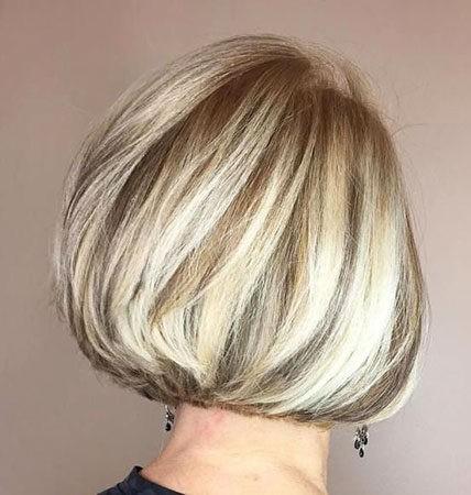 Hair-Color-Ideas-for-Short-Hair-025-ohfree.net_ Popular Balayage Hair Color Ideas for Short Hair