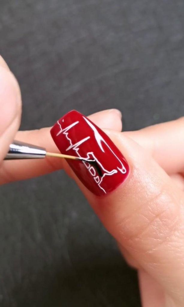 Nail-Designs-with-Nail-Art-Stamping-4 2020 Nail Trends to Inspire Your Next Manicure #1 -  DIY Nails Compilation